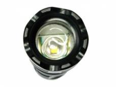 CREE Q3 LED regulable foci aluminum flashlight(809A)