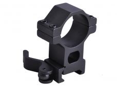 KC04 25/30mm Quick disassembly Ring Gun Mount Flashlight Mount