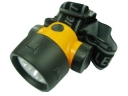 Plastic 1W high power LED Headlamp