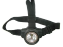 1W 3x AAA LED Headlamp black v2