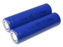 YL Li-ion 18650 Rechargeable Batteries for torch (2-Pack)