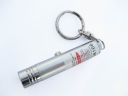 Laser LED Torch Keychain