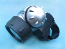 1W LED Bicycle Head Light Adjustable head strap held