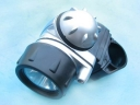 1W+2LED Bicycle head Light