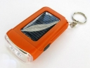 2LED Solar Flashlight / Keychain