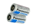 Panasonic CR123A 3.0V Lithium Battery