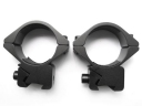 25mm Ring Double Gun Mount (25 DZ)