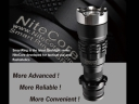 Nitecore SR 3 CREE XR-E LED Flashlight