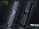 Nitecore D 10 SP CREE R2 LED Flashlight