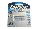 Energizer AAA 1.5V Ultimate Lithium Battery