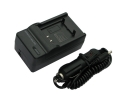 Video/Digital Camera Battery Travel Charger for Panasonic 007E