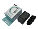 CANON Digital Camera Battery Charger for MINLAT NP200