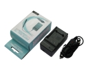 Travel Digital Battery Charger for FUJIFILM FNP50