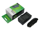 Travel Battery Charger For Digital Camera for FUJIFILM FNP-45