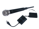PEGA 4in1 Wireless / Karaoke Microphone