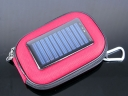 Multifunction Solar Charger with Red Package