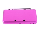 Protective Aluminum Case for Nintendo 3DS-Pink