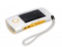 ZY-810C Solar Flashlight Radio with Mobilephone Charger