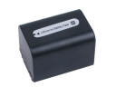 7.2V 1500mAh Battery for Sony FH70 Digital Video