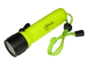 Rechargeable CREE 3W LED Diving Flashlight
