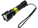 Mini Pocket 3W LED 240Lm Outdoor Waterproof Flashlight