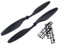2PCS RC Helicopter Spares Parts Tail Rotor Blade