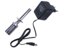 Alloy Glow Plug Igniter and Switching power supply adapter for R/C Car