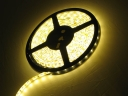 5M Drivepipe Waterproof 60LED 5050 SMD Flexible Light Strip-Yellow Light