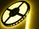 5M 5050 SMD Flexible LED Waterproof Strip Light 60 Leds Yellow Light