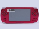 CHA-604 PSP 4 GB Red Handheld System