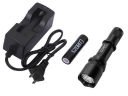 SZOBM ZY-M80 SSC P7 LED 5-mode Aluminum Flashlight Set