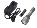 SZOBM ZY-T200L CREE Q5 LED 5 Modes Aluminum Flashlight Set