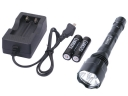 SZOBM ZY-2400 CREE XM-L T6X3 LED Aluminum Flashlight Set
