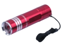 Smiling Shark SS-603 Portable 1W LED Flashlight  Electronic Torch
