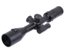VISM Center Beam 3-9x42mm Green Laser and Mil-Dot Reticle