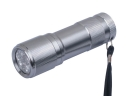 Protable UV light 365-370nm 9 LED Flashlight Torch