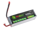Lion Li-PO 14.8V 5200mAh 30C High Capacity Lithium Polymer Battery