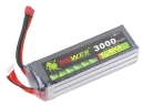 Lion Li-PO 22.2V 3000mAh 25C High Capacity Lithium Polymer Battery For RC Heli Cars Truck R/C Model Toy