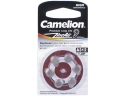 ZincAir A312 1.4V Camelion Pack of 6 Button Cell