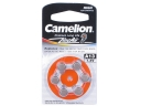 ZincAir A13 1.4V Camelion Pack of 6 Button Cell