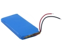 3.7V 250mAh Lithium Polymer Battery For Bluetooth /MP3/4/5