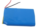 Lithium Polymer Battery For Bluetooth / MP3/4/5 - Blue