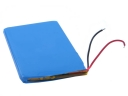 3.7V 380mAh Lithium Polymer Battery For Bluetooth /MP3/4/5