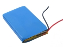 3.7V 200mAh Lithium Polymer Battery For Bluetooth /MP3/4/5