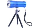 Pailide D11 Rechargeable Focus Zoom Fishing Bright Flashlight