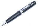 HD Digital Video Recorder Mini Ballpoint Pen-Black