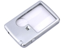 LED Illuminated Credit Card Magnifier-MG4B-3
