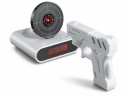 BF1821 Gun O'Clock Shooting Alarm Clock