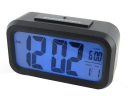 Snooze Light LCD Digital Backlight Alarm Clock