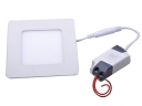 WUS-THD-XF-2835-30 6W High Power Super White LED Panel lights(White light)